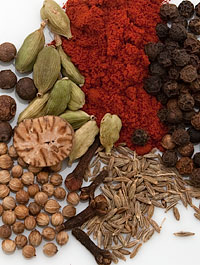 resources & information about spices from TableFare