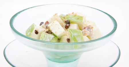 Recipe for Northwest Apple Salad from TableFare