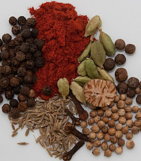 Baharat in the TableFare Spice Library