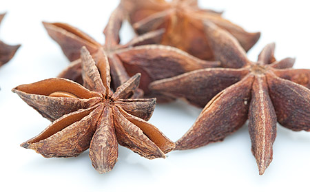 Star Anise in the TableFare Spice Library