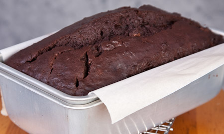choc-banana-loaf